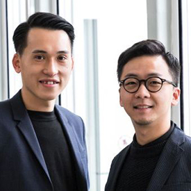 Chris CHENG & Vincent CHAN