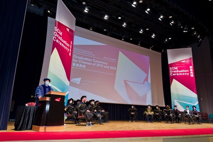 The Virtual School Graduation Ceremony for Classes of 2019 and 2020 will be broadcast through multiple platforms